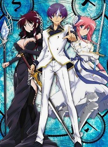Название аниме: иной мир 2013легенда святых рыцарей/saint knight story in an alternate world/isekai no seikishi